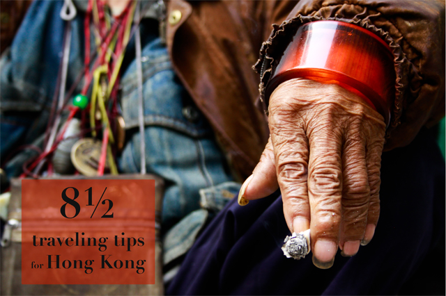 Hong Kong travel tips